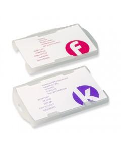 KANDINSKY Ausweishüllen aus PP Kunststoff, 86 x 55 mm (30 Stück)