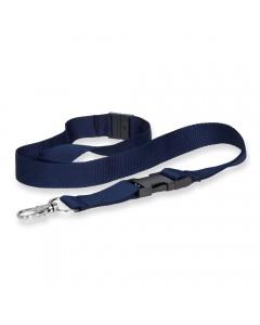 KANDINSKY Schlüsselbänder 20mm mit Clip-Lock und Safety Break-Away (25 Stück)