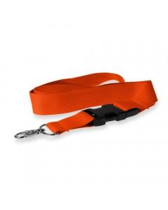 KANDINSKY Schlüsselbänder 25mm mit Clip-Lock (25 Stück)